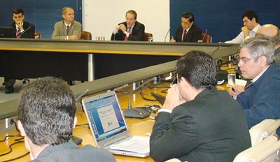 Reunião do Grupo de Acompanhamento do SMP