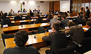 Audiência no Senado debateu PLC 116